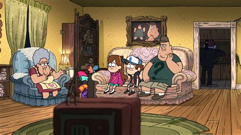grandmas house image s1e20 back at grandma s house png gravity falls wiki fandom powered by wikia