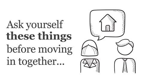 5 things to consider before living together collage center 5 things to ask yourself before living with your partner