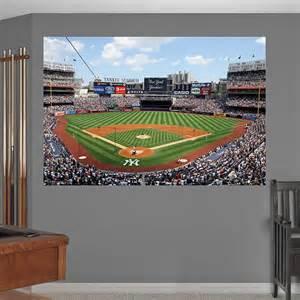 Yankee Stadium Wall Mural alfa img showing gt stadium murals