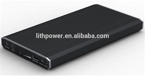Powerbank 40000mah 12v1600mah power bank 40000mah power battery bank
