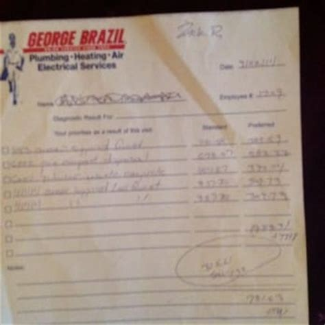 George Brazil Plumbing Reviews by George Brazil Plumbing Electrical 23 Photos 189 Reviews Electricians 3830 S 38th St