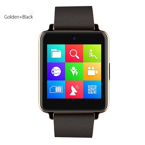 new android phones 2015 2015 new smart waterproof bm7 with changeable leather for android phones smartphones