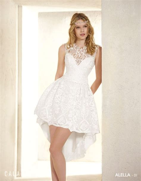 vestido novia civil corto vestidos de novia cortos 2018 civil hermosos vestidos
