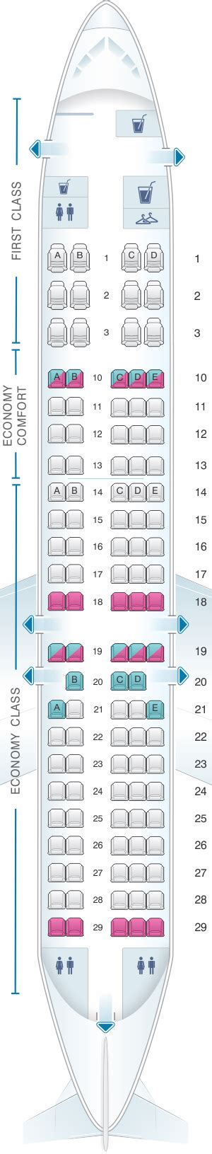 delta 717 seat map seat map delta air lines boeing b717 seatmaestro