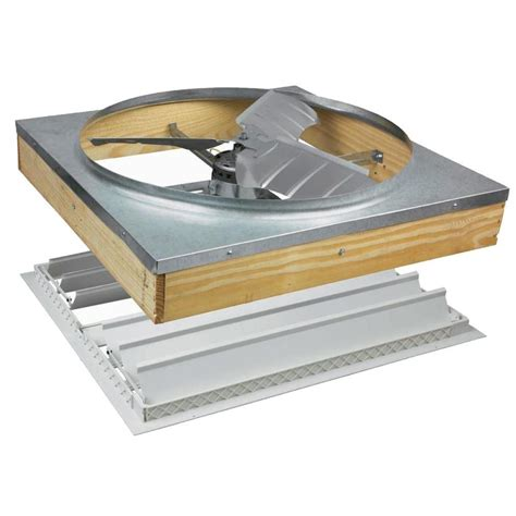 Whole House Attic Fan by Shop Air Vent Whole House Fans At Lowes
