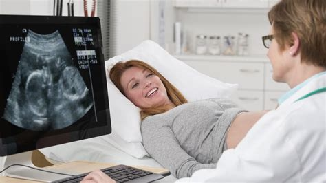 pregnant four months after c section what does a woman look like when she is three to four