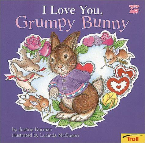 i you books i you grumpy bunny by justine korman fontes reviews