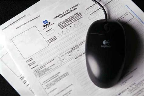 porcentaje de devolucion declaracion sat mexico declaraciones complementarias gu 237 a completa los impuestos