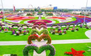 The Most Beautiful Flower Garden In The World Most Beautiful And Flower Garden In The World Dubai Miracle Gardens