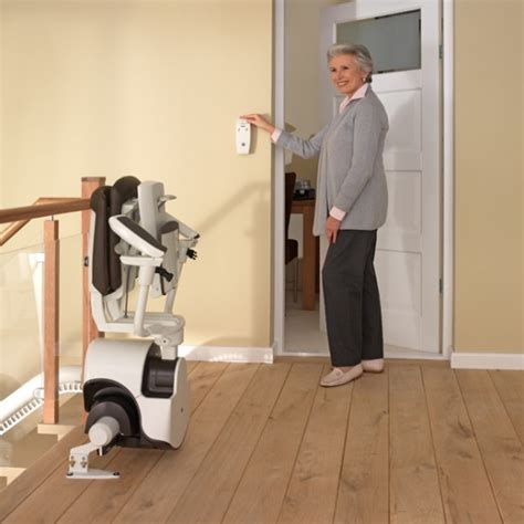 Stair Chair Lifts For Seniors by Curved Stair Lifts