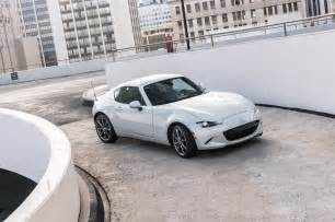 Madza X5 2017 Mazda Mx 5 Miata Rf Drive Review Automobile