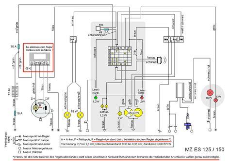 Masse Motorrad Elektrik by Das Mz Forum F 252 R Mz Fahrer Thema Anzeigen Gel 246 St