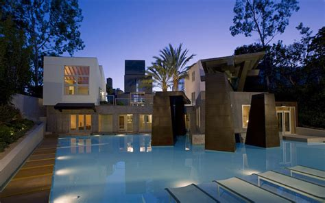Frank Gehry S Schnabel House Updated Idesignarch Interior Design Architecture