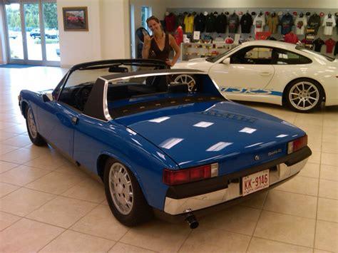 porsche 914 electric 1974 914 porsche converted to electric porsche