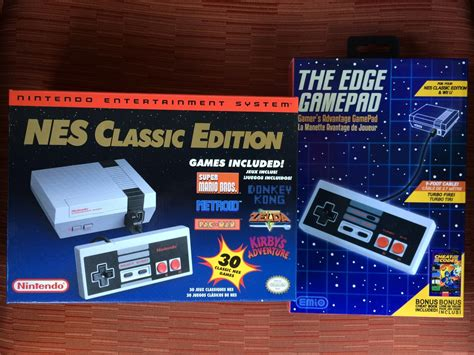 nintendo s nes classic is nintendo nes classic edition mini console bundle w controller code book systems