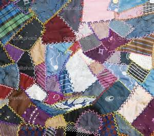 Patchwork Picture - i ve never seen wars corecouture