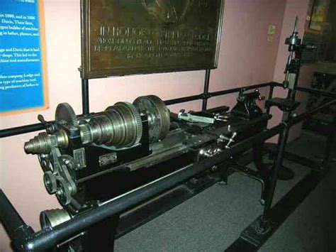 The American Tool Works Company Pacemaker Lathe