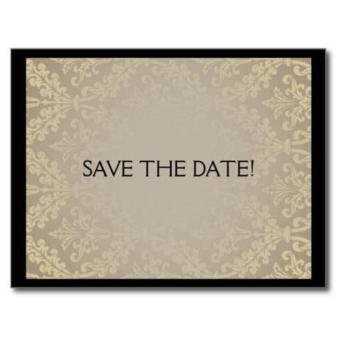 Wedding Invita by Save The Date Card Deco Wedding Invita The O