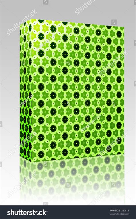 wallpaper pattern design software software package box colorful abstract retro stock