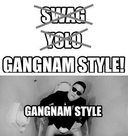 Gangnam Style Meme - image 363838 psy gangnam style know your meme