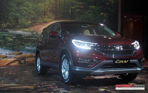 Fogllu Kabut All New Crv Honda Stop Produksi Cr V Lawas Otosia
