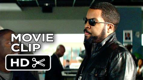 film action police comedy ride along movie clip police jacket 2014 ice cube