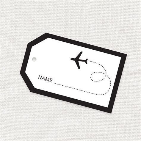 Luggage Card Template by Luggage Tag Template Free Printable With Me Mini Luggage