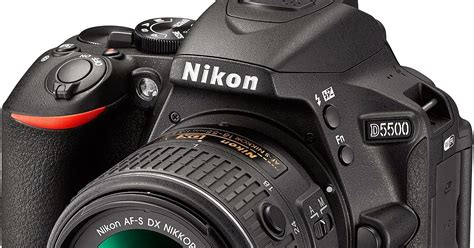 Kamera Nikon D5500 new 2015 harga kamera nikon d5500 review dan spesifikasi