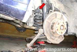 mercedes w211 rear coil replacement 2003 2009