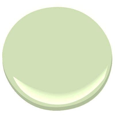 Veranda Paint Color by Green Paint Benjamin Veranda View Kitchen