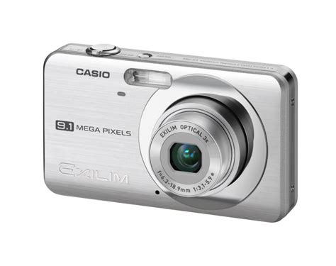 New Casio Exilim Cosies Up To Technology casio s new exilim cameras let you apply make up to