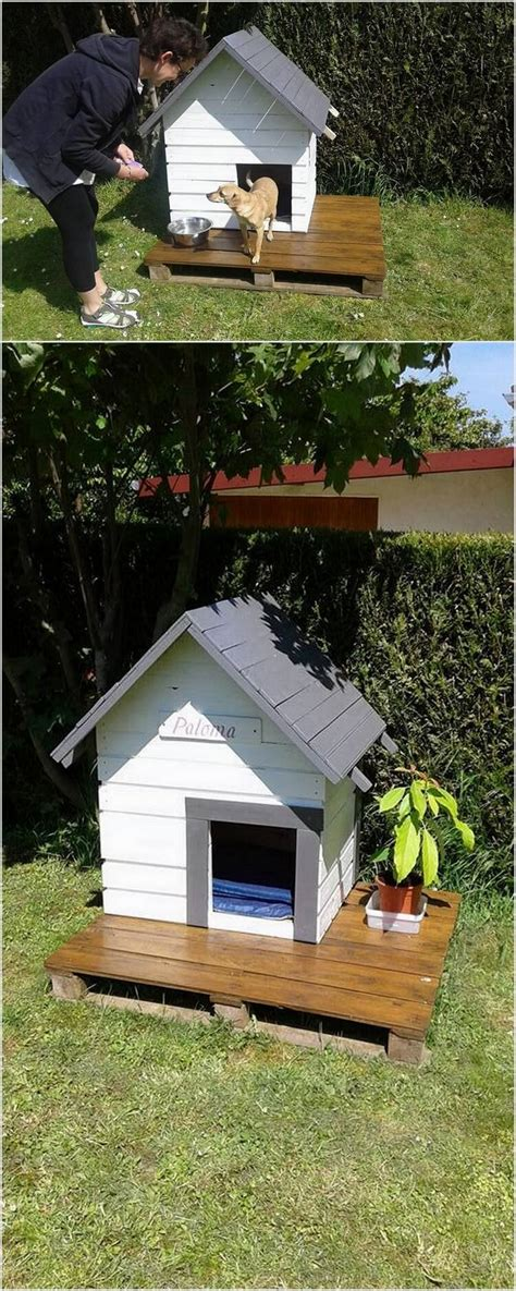 dog house project plans 15 cool ideas for wood pallet recycling pallet wood