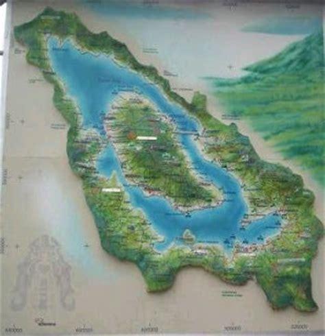 rajayang sitanggang upar pulau samosir potensi wisata