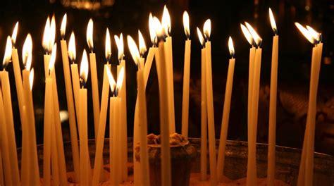sulla luce delle candele 2 febbraio festa della candelora origine e significato