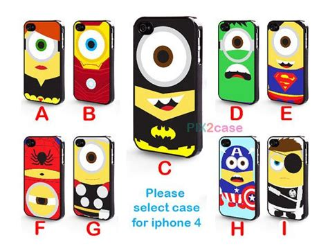 Iphone 4 4s Minions Pattern Hardcase 36 best images on anniversary