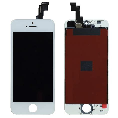 Lcd Iphone 5 Kc for iphone 5s se lcd digitizer am high quality white wirefree mobile inc