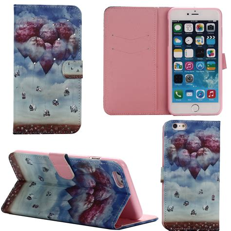 Op4742 For Iphone 6 6s Plus Flip Wallet Cover Classic So Kode Bi 4 for iphone 5s 6 6s 7 plus flip pattern leather