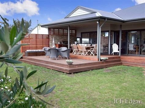 home designer pro australia idea for decking at rear multi level stepping down to