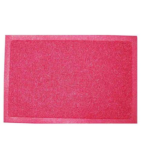 lionsland pink grass mat anti skid water absorbent