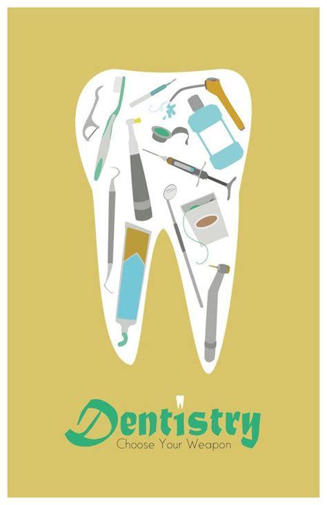 printable dental poster dentistry 11x17 minimalism poster print graduation