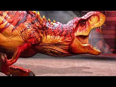 film gta dinosaurus jurassic world trex vs irex fight doovi
