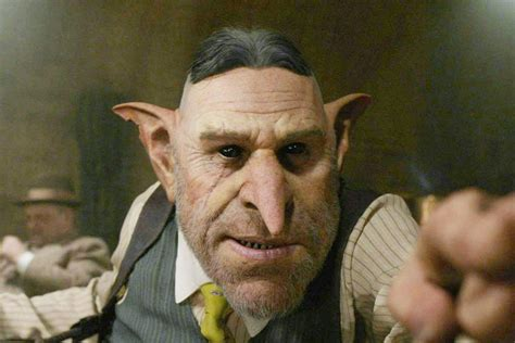 ron perlman in fantastic beasts who plays gnarlack fantastic beasts and where to find them