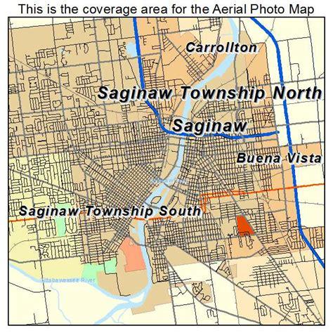 map of saginaw mi saginaw michigan map afputra