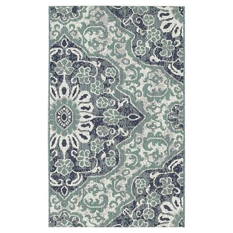 threshold outdoor rug blue batik outdoor rug threshold ebay
