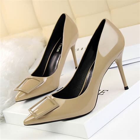 professional high heels high heel pumps shoes fashionable professional