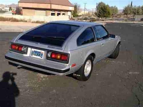 1981 Toyota Celica Hatchback Buy Used 1981 Toyota Celica Supra Hatchback 2 Door 2 8l In