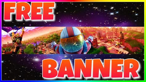 Fortnite Banner Template No Text Speed Art Free Banner Fortnite No Text Youtube