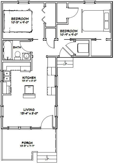 the floor l 517 best images about tiny house blueprints on