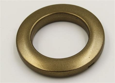 40mm antique bronze new style curtain rod rings in