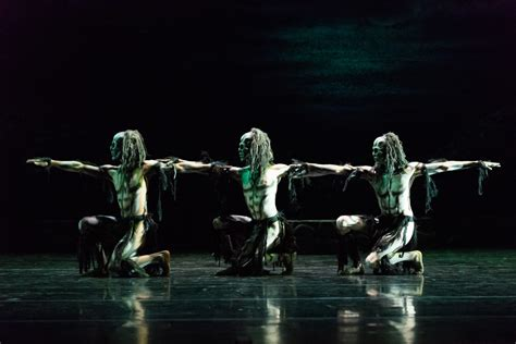 The Ghosts ghost dances rambert